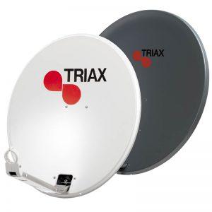 Triax Satellietschotel