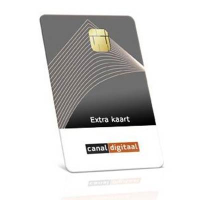 Canal Digitaal Extra Smartcard
