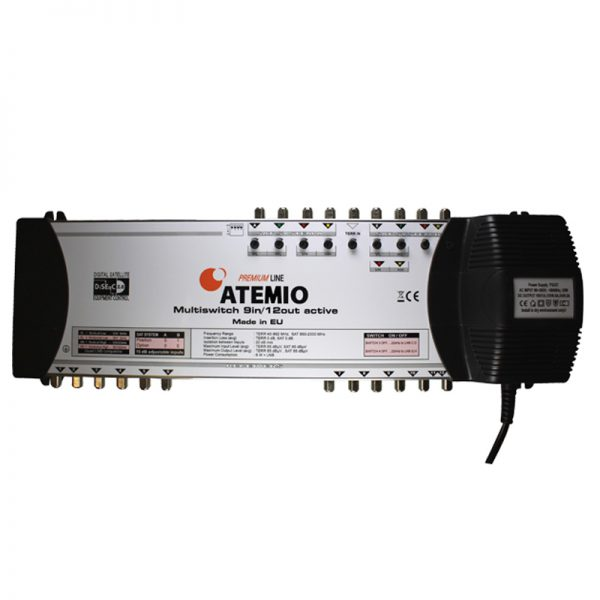 Atemio Multiswitch 9/12