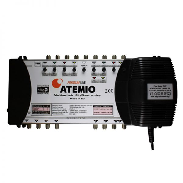 Atemio Multiswitch 9/8