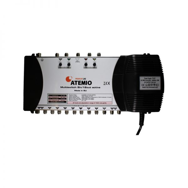 Atemio EMP Multiswitch 5/12