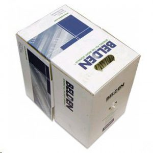Belden Coax H125 PVC 250m trekdoos